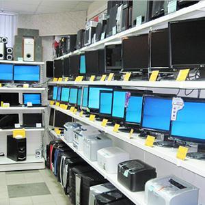 Компьютерные магазины Кананикольского