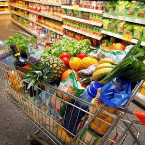 Магазины продуктов Кананикольского