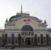 Железнодорожные вокзалы в Кананикольском
