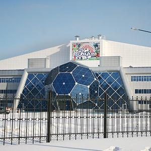 Спортивные комплексы Кананикольского