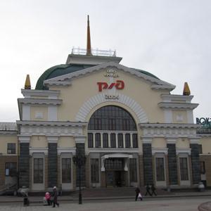Железнодорожные вокзалы Кананикольского